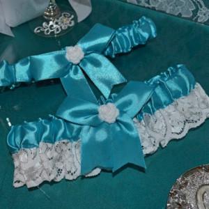 Подвязки невесты (2шт)