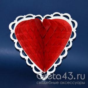 """Подвесное украшение """"Сердце"""""""